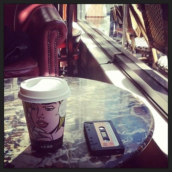 Photo taken at Caffè Nero by Ivona T. on 5/1/2013