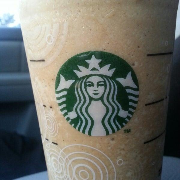 Photo taken at Starbucks by Melvin M. on 8/7/2014
