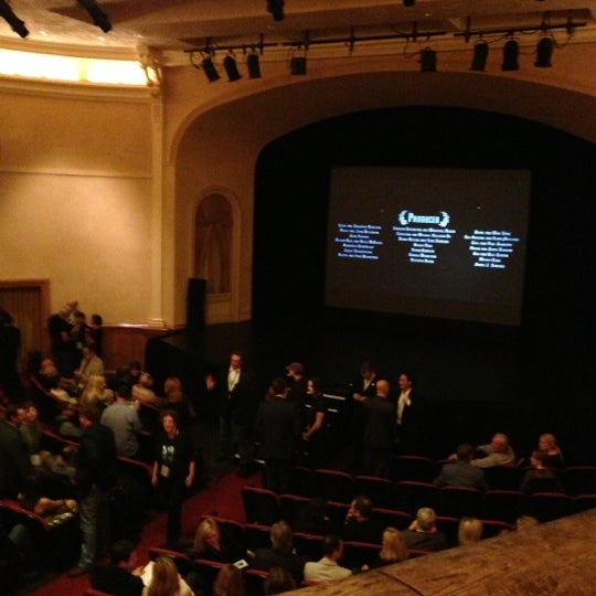 Photo taken at Napa Valley Opera House by Grant G. on 11/8/2012