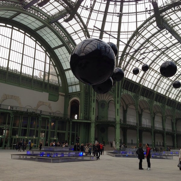 Photo taken at Grand Palais by Anais A. on 5/16/2013