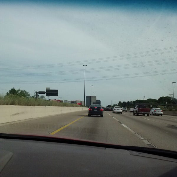 Photo taken at U.S. Highway 75 (US-75) by Elise D. on 6/7/2013