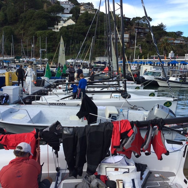 Photo taken at San Francisco Yacht Club by Zarko D. on 9/29/2013