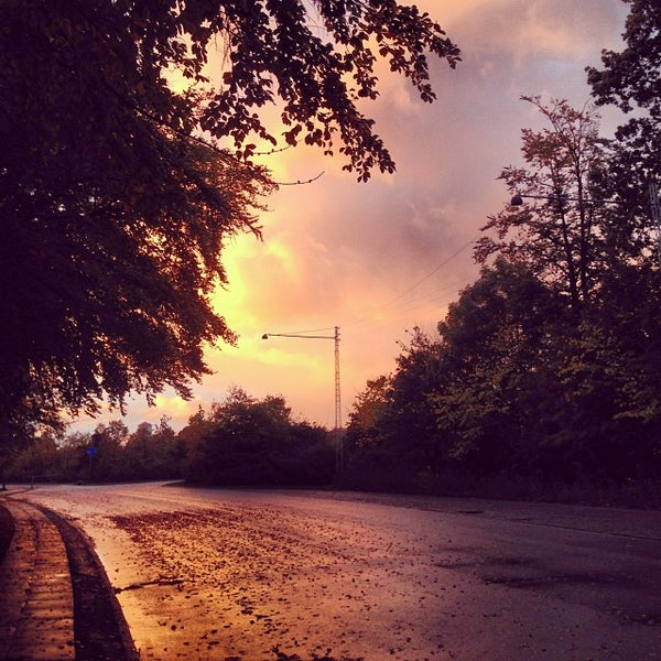 Photo taken at Amager by Camilla B. on 10/19/2014