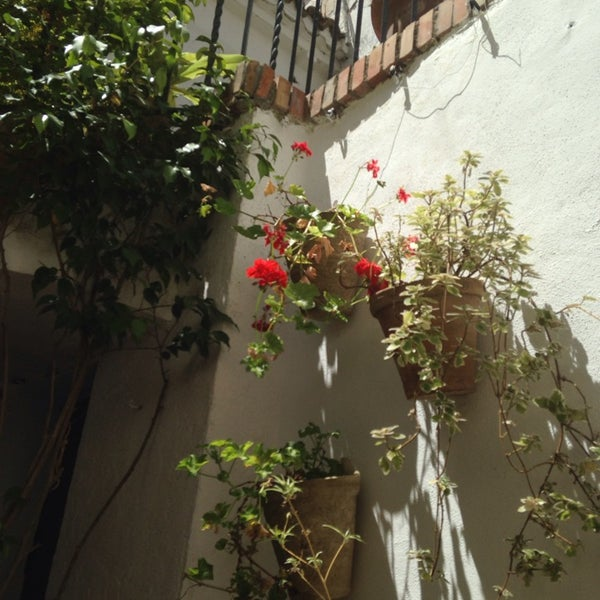 Photo taken at Restaurante El Caballo Rojo by Irene B. on 5/7/2014