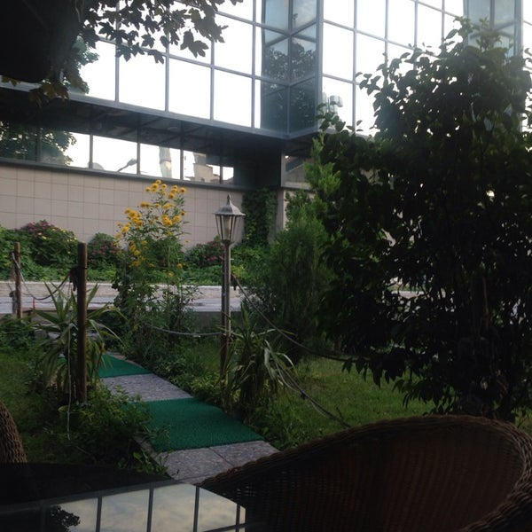 Photo taken at Sevgi Cafe by Filiz 😊 on 7/18/2014