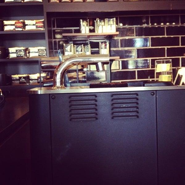 Photo taken at Starbucks by Erin M. on 9/27/2012