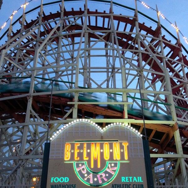 Belmont Park Theme Park In San Diego