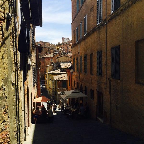 Photo taken at Siena by Alex W. on 7/26/2015