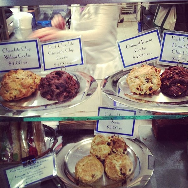 Photo taken at Levain Bakery by Tish V. on 1/9/2013