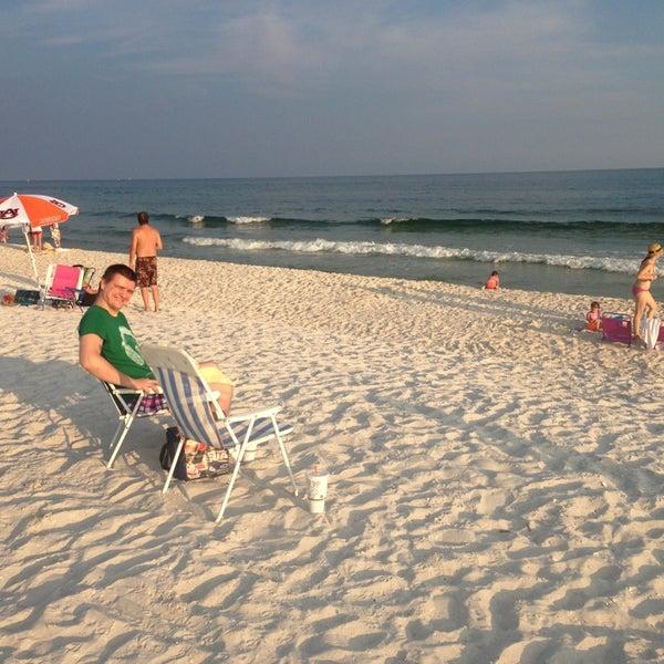 Photo taken at Silver Beach by Roman S. on 9/6/2013