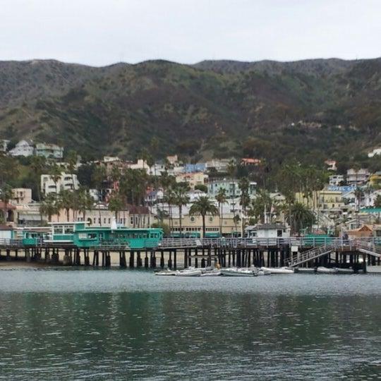 Photo taken at Santa Catalina Island by Emil on 1/23/2013