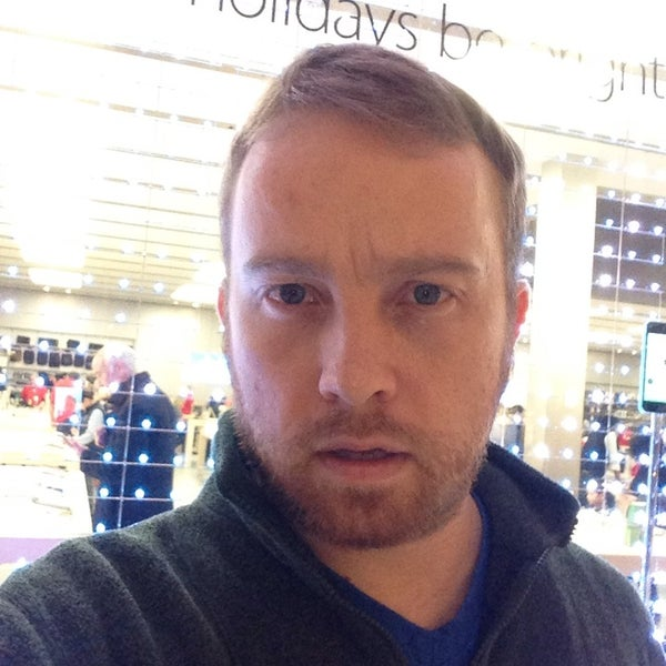 Photo taken at Apple Store, Bellevue Square by Justin B. on 1/2/2014