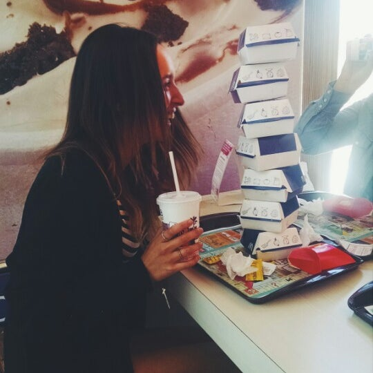 Photo taken at McDonald's by Kelly Q. on 10/6/2014