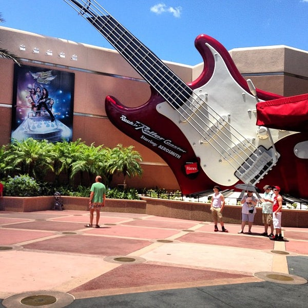 Photo taken at Disney's Hollywood Studios by Marie-Claire D. on 8/2/2013