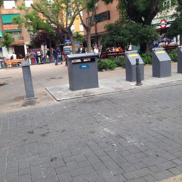 Getafe for Calle jardines getafe