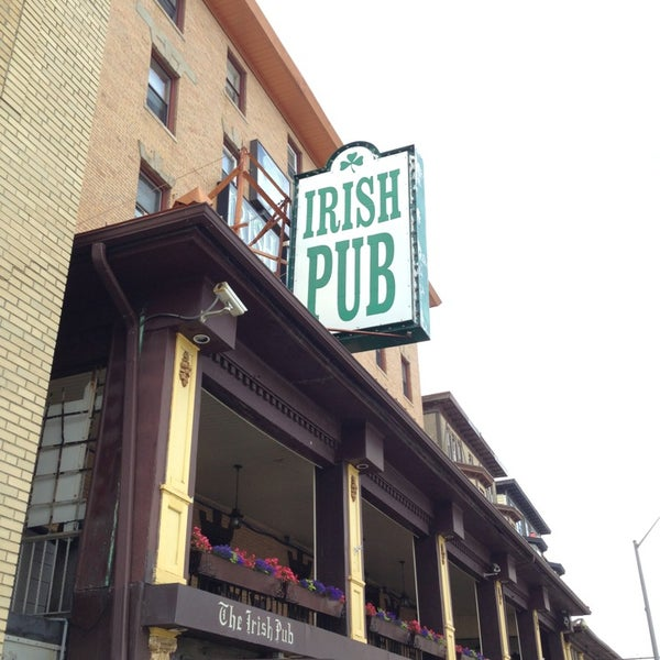 Photo taken at The Irish Pub by jaime k. on 7/2/2013