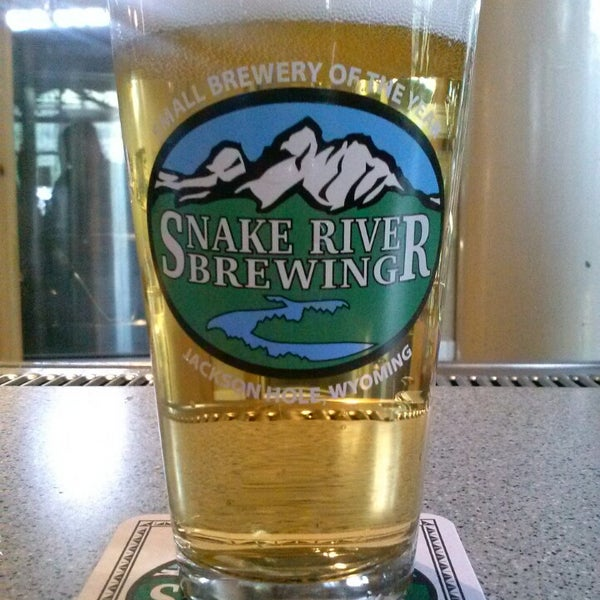 Photo taken at Snake River Brewery & Restaurant by Travis H. on 6/22/2013