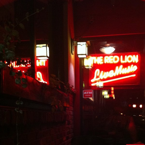 Photo taken at The Red Lion by Debra R. on 7/16/2013