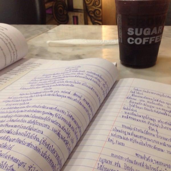Photo taken at brown sugar cafe by M on 8/10/2015