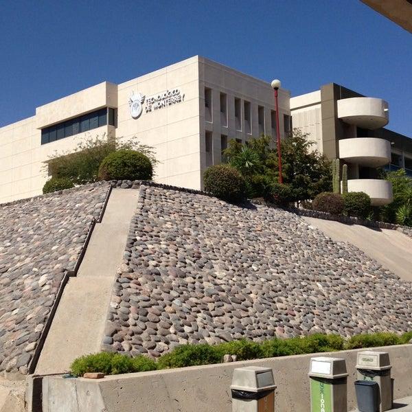 Tec de monterrey campus sonora norte hermosillo sonora for Universidades en hermosillo