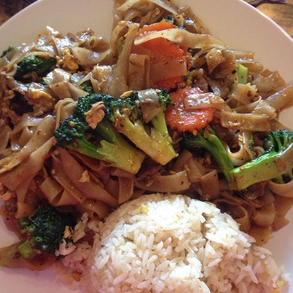 Best Thai Food In Fort Worth