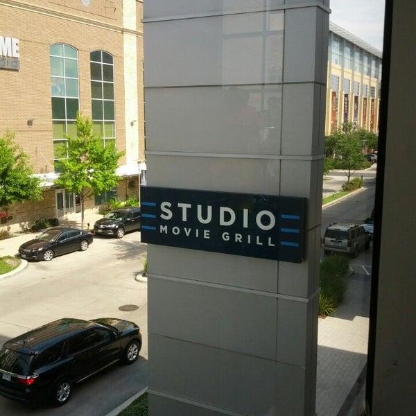Citycentre Houston Apartments: Photos At Studio Movie Grill CityCentre