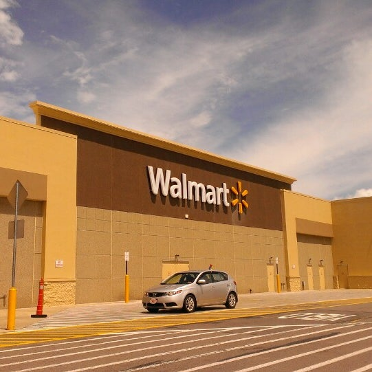 Fairmont (WV) United States  city pictures gallery : Walmart Supercenter Fairmont, WV