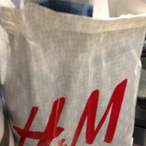 Photo taken at H&M by Pippi P. on 6/10/2013