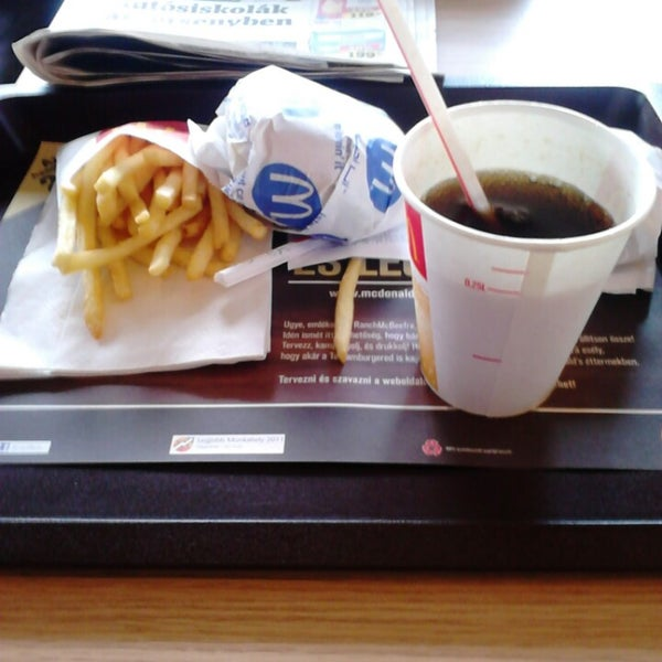 Photo taken at McDonald's by István S. on 6/20/2013