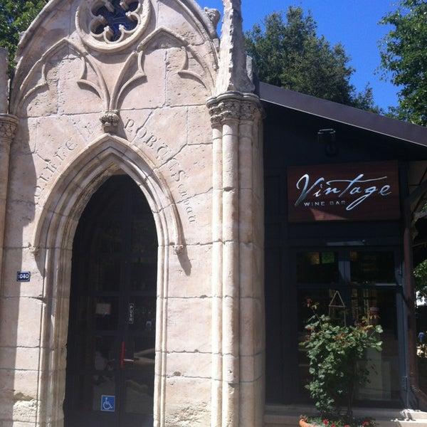 Photo taken at Village California Bistro & Wine Bar by Leticia J. on 5/26/2013