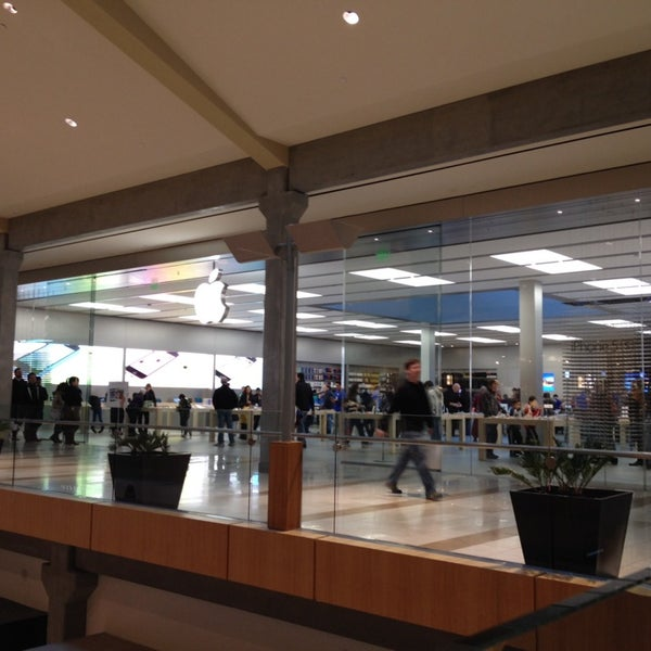 Photo taken at Apple Store, Bellevue Square by John Jay M. on 11/17/2013