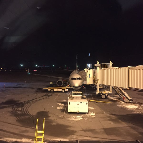 Photo taken at Gate 2 by Isaac C. on 10/1/2015