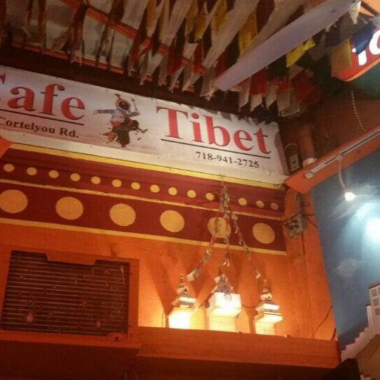 Photo taken at Cafe Tibet by RDasheenb D. on 7/9/2016