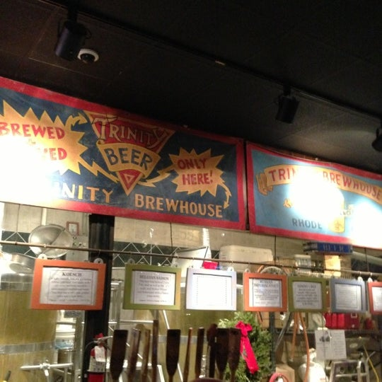 Photo taken at Trinity Brewhouse by Scott E. on 12/7/2012