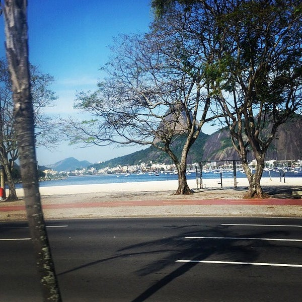 Photo taken at Aterro do Flamengo by Rafael G. on 8/31/2014