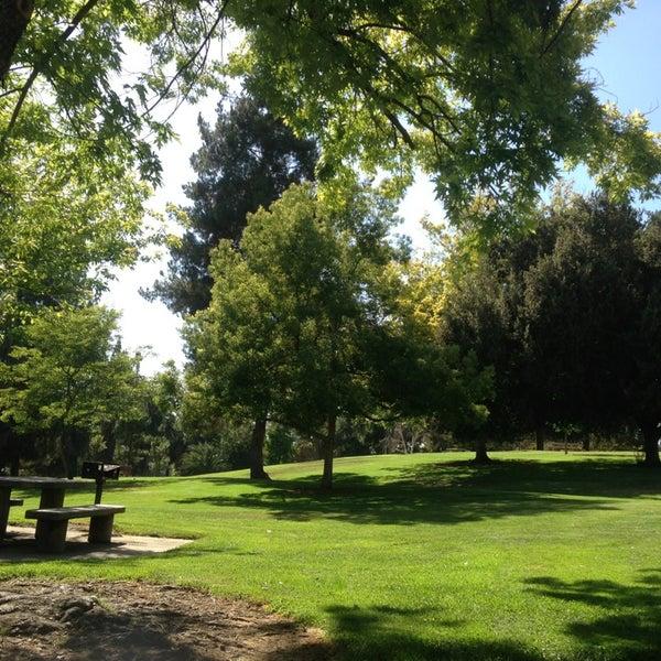 Redlands Dog Park Location