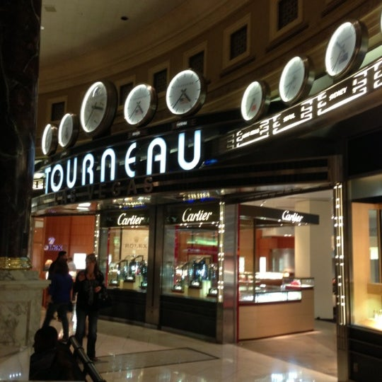 tourneau jewelry store in las vegas