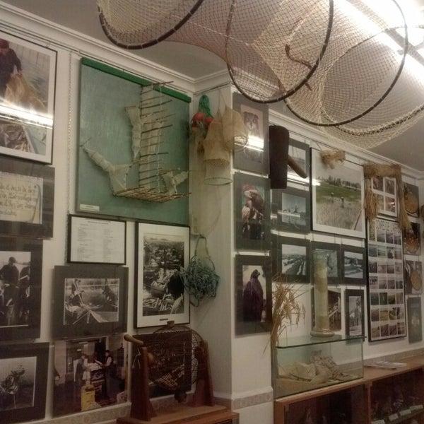 Visita el museo etnologico.