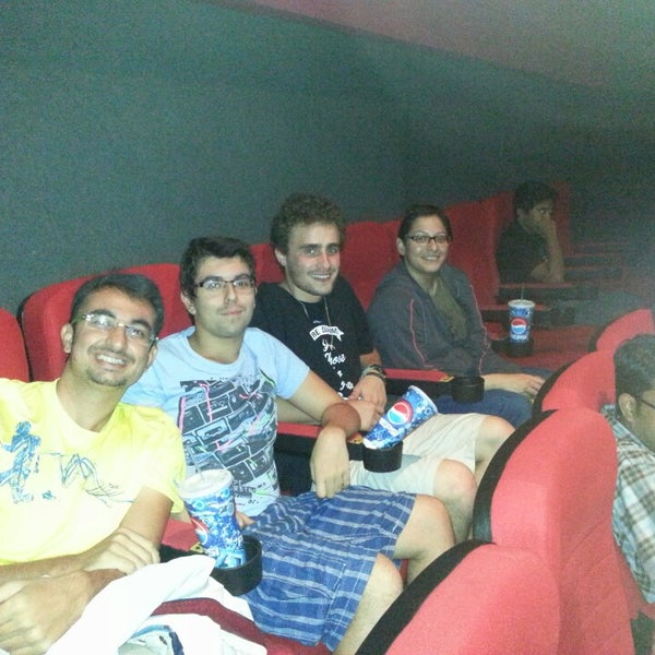 Photo taken at Big Cinemas by Pawan K. on 7/24/2013