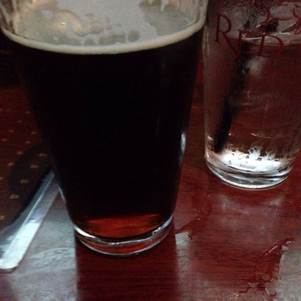 Photo taken at Red Ox Tavern by Sean W. on 12/28/2014