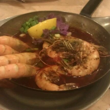 Photo taken at Deanie's Seafood by Gordana K. on 1/27/2012