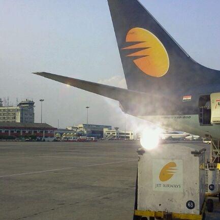 Photo taken at Netaji Subhash Chandra Bose International Airport (CCU) by Animesh T. on 10/25/2011