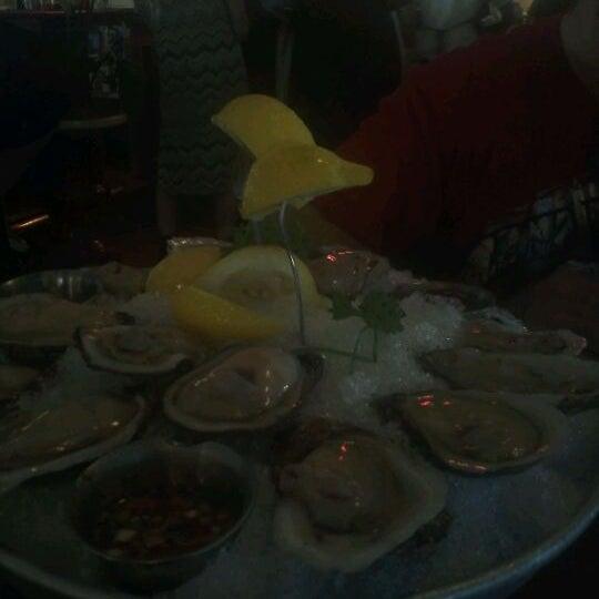 Photo taken at Pappadeaux Seafood Kitchen by Patti on 4/24/2012