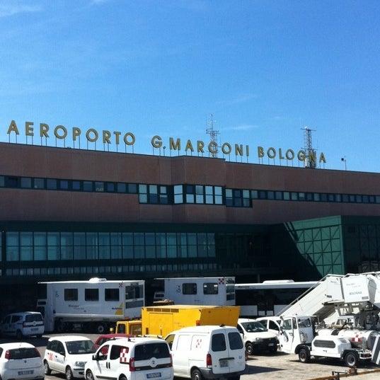 Aeroporto Guglielmo Marconi : Aeroporto di bologna quot guglielmo marconi blq borgo