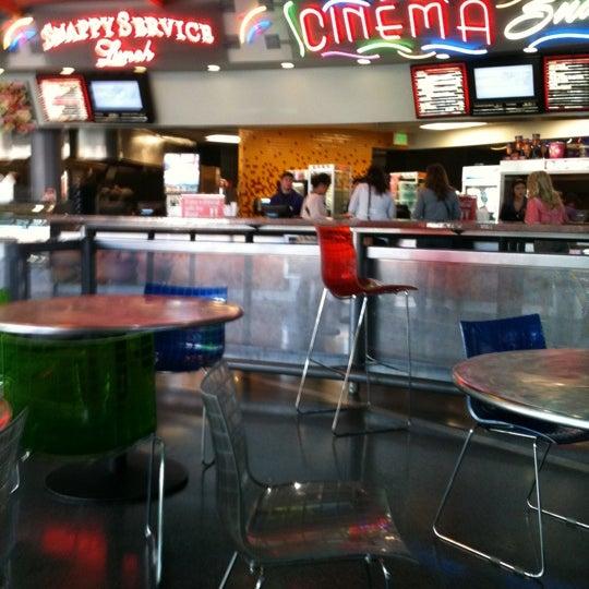 Megaplex District Food Court