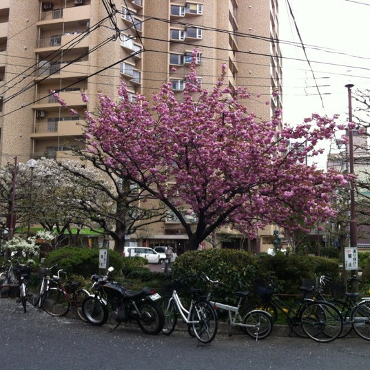 Photo taken at 大須公園 by とろろ on 4/21/2012