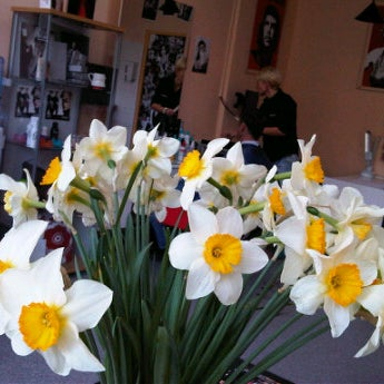 Photo taken at Frizetava.com - skaistuma studija, solārijs un kafejnīca by Frizetava.com s. on 5/4/2012