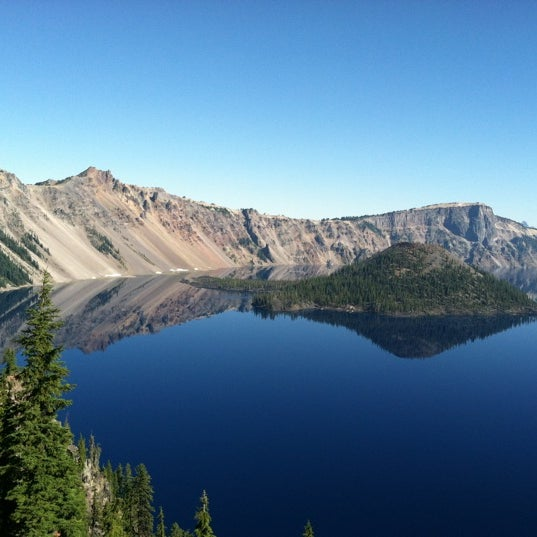 Photo taken at Crater Lake National Park by Charlotte S. on 9/4/2012
