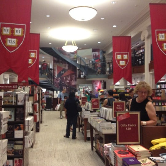 Photo taken at Harvard Coop Society Bookstore by Rabadan on 7/18/2012