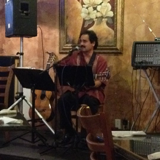 Photo taken at Mexi-Go Bar & Grill by Susan P. on 8/18/2012